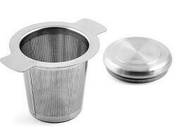 filtre à thé inox passoir